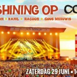 The New Shining at Concert at Sea