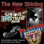 Nominatie 3FM Serious Talent award The New Shining