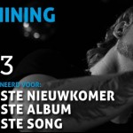 The New Shining genomineerd voor 3 Edison awards
