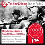The New Shining live op Radio 2