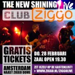 The New Shining bij Ziggo Live