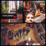Recording Tim Akkerman's new album at Wisseloord Studios